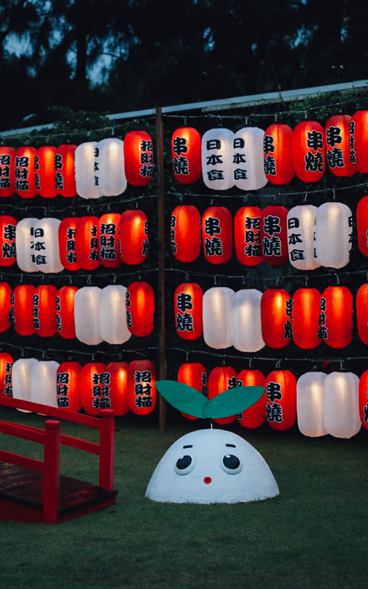 เที่ยวหน้าหนาว สวนผึ้ง Coro Harvest Festival