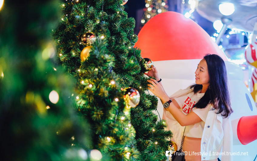 ดูไฟปีใหม่ 2019 เซ็นทรัลเวิลด์ กรุงเทพ ถ่ายรูปสวย