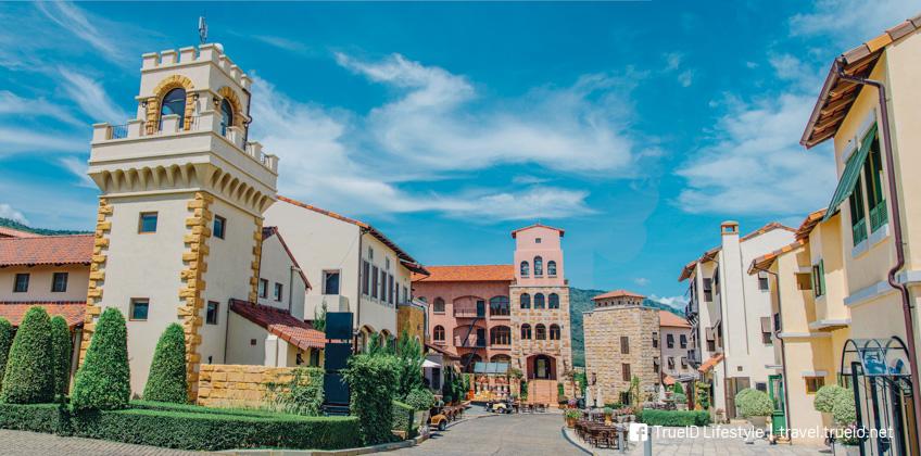 Toscana Valley Khao Yai ที่พักสไตล์ยุโรป