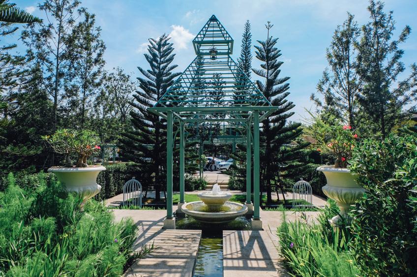 ที่พักสไตล์ยุโรป U Khao Yai
