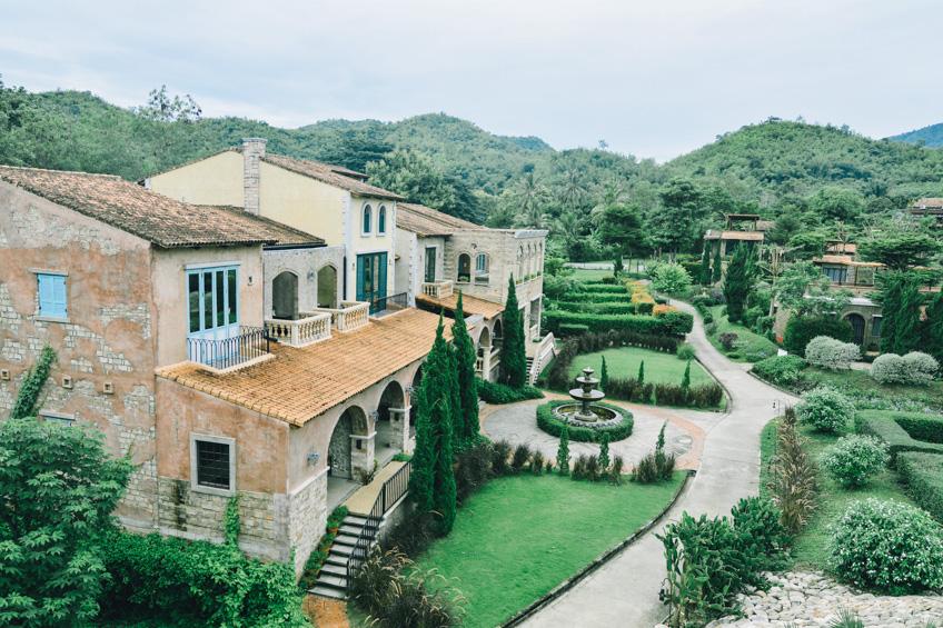 La Toscana Resort ที่พักสวย สวนผึ้ง สไตล์ยุโรป