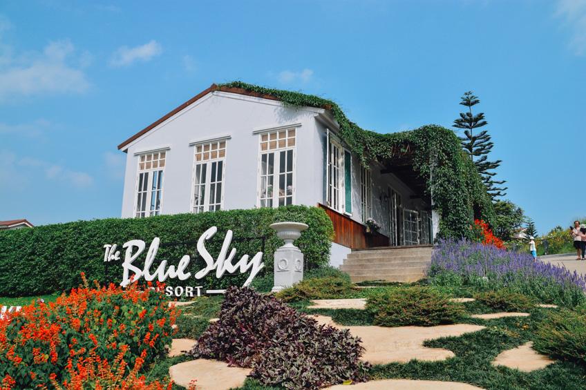 Blue Sky Resort เขาค้อ ที่พักสวย