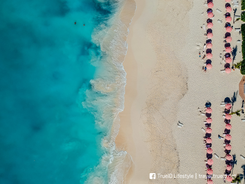 Grace Bay หาดที่ดีที่สุดในโลก