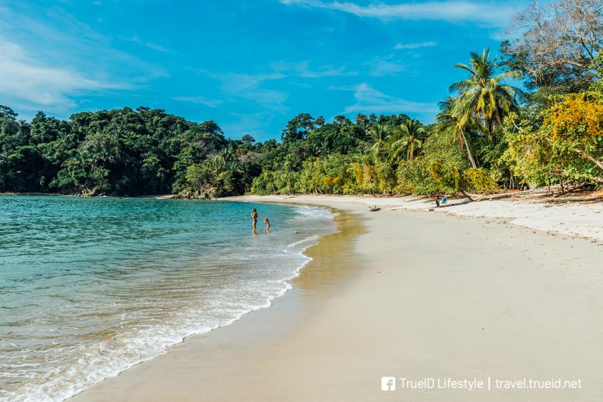 Playa Manuel Antonio ชายหาดที่สวยที่สุดในโลก