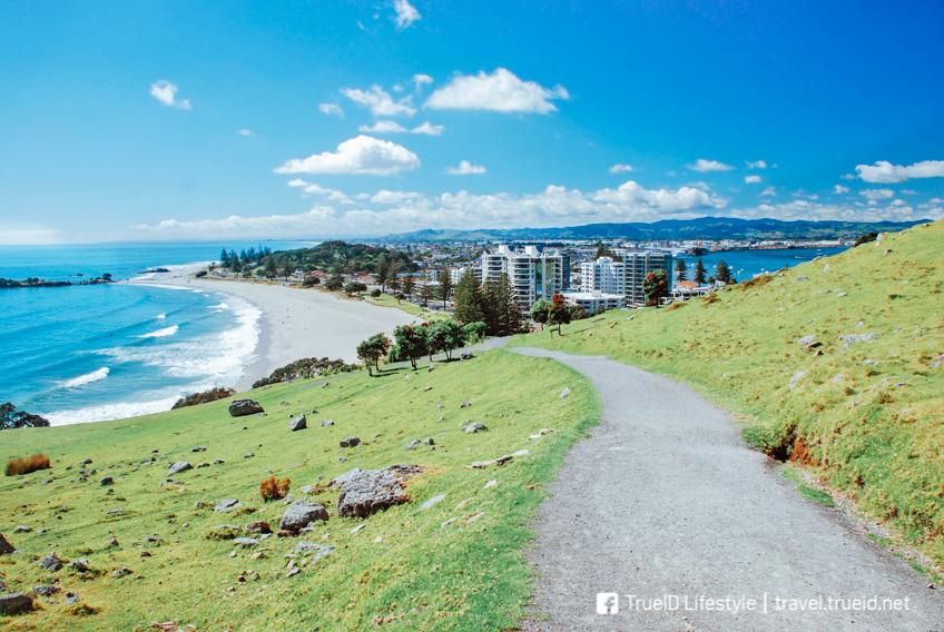 Maunganui Beach นิวซีแลนด์