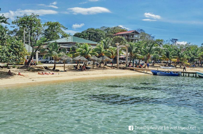 West Bay Beach ทะเลที่ดีที่สุดในโลก