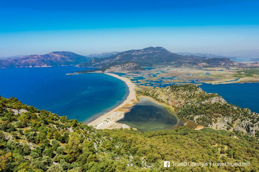 Iztuzu Beach ตุรกี
