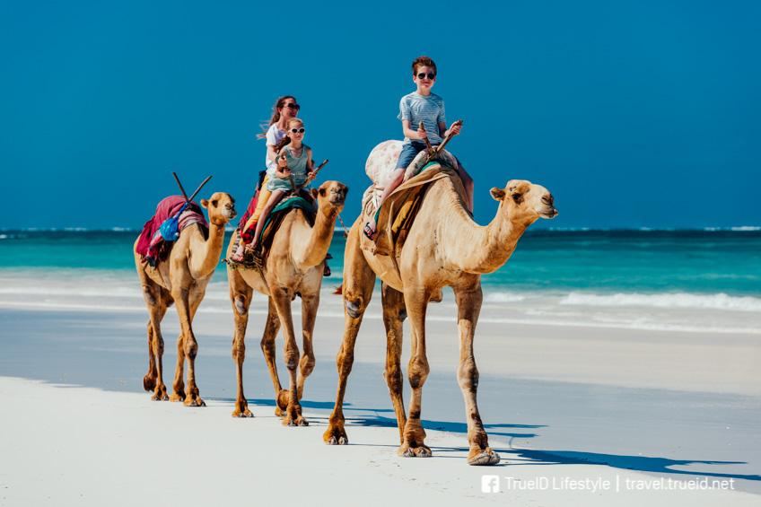 Diani Beach เคนย่า แอฟริกา