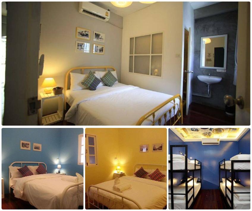 ที่พักเมืองเก่าภูเก็ต Ai Hostel Phuket