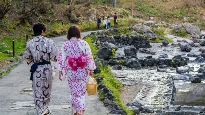 Onsen Japan