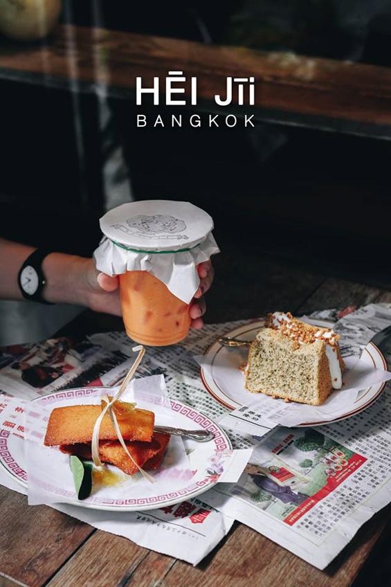 HĒIJīi Bangkok คาเฟ่เปิดใหม่ กรุงเทพ