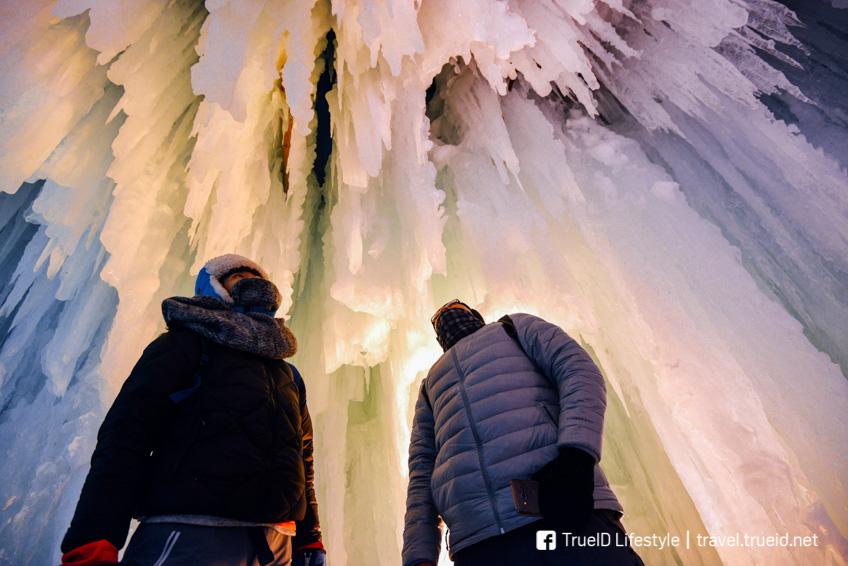 ice cave ญี่ปุ่น
