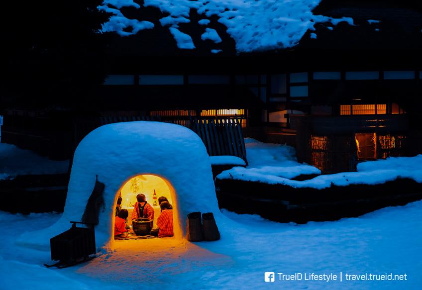 Kamakura Snow Festival ญี่ปุ่นหน้าหนาว