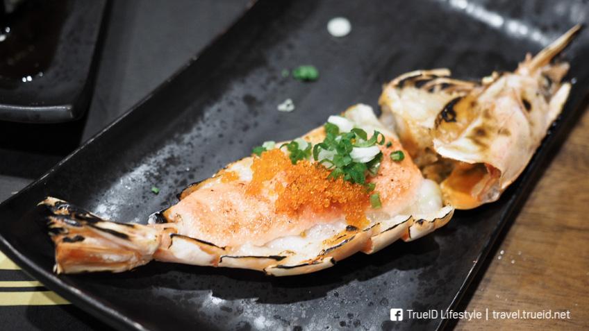 Kouen Sushi Bar บุฟเฟ่ต์อาหารญี่ปุ่น แซลมอน กรุงเทพ
