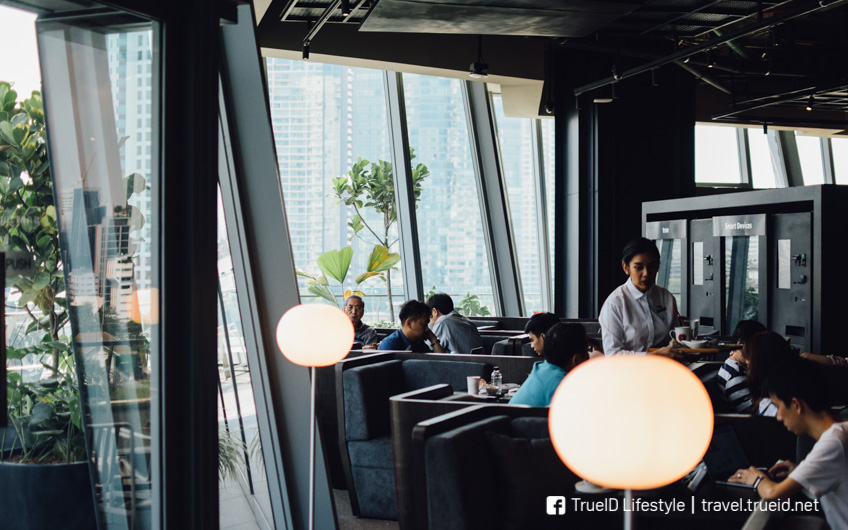 ร้านอาหาร ไอคอนสยาม ที่เที่ยวใหม่กรุงเทพ