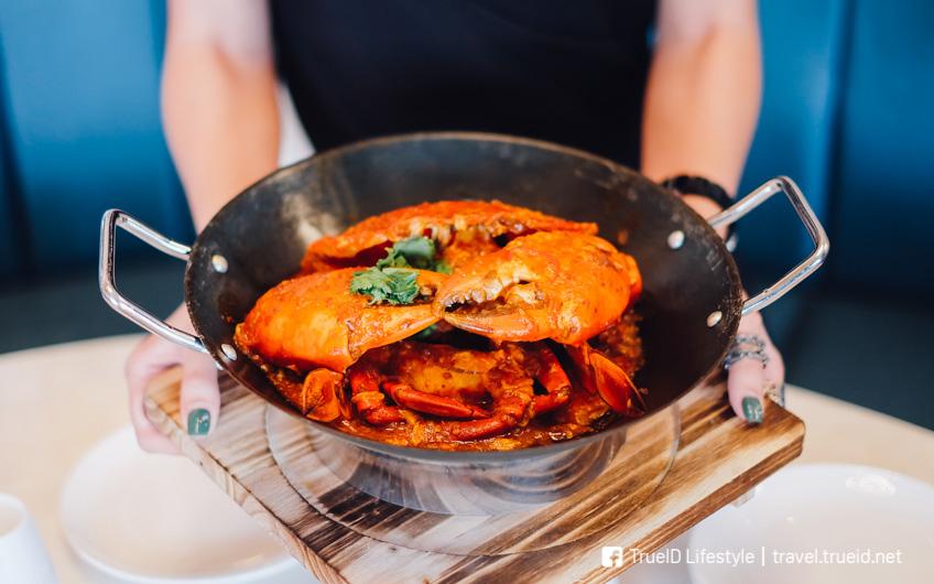 Jumbo Seafood ไอคอนสยาม ร้านอาหาร