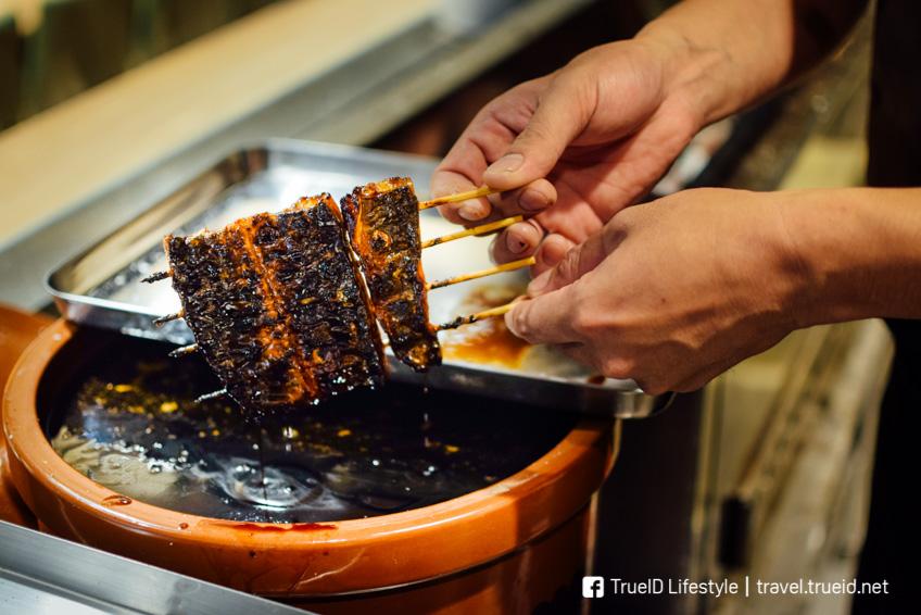 Unagi Toku ร้านอาหารไอคอนสยาม