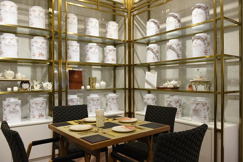 Naraya Tea Room คาเฟ่ ไอคอนสยาม
