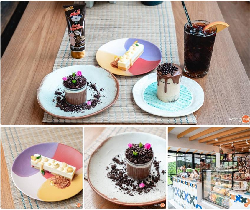 คาเฟ่ ร้านช็อกโกแลต กรุงเทพ