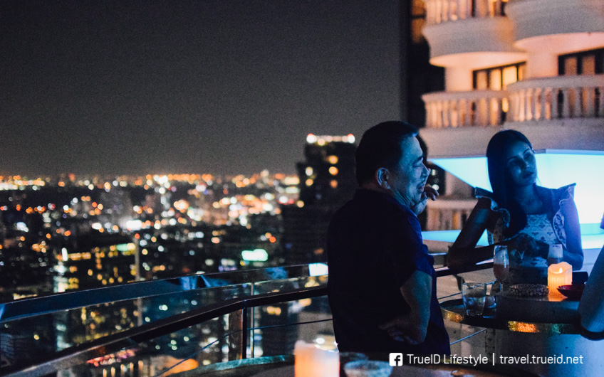 lebua No.3 Rooftop Bar กรุงเทพ วิวดาดฟ้า