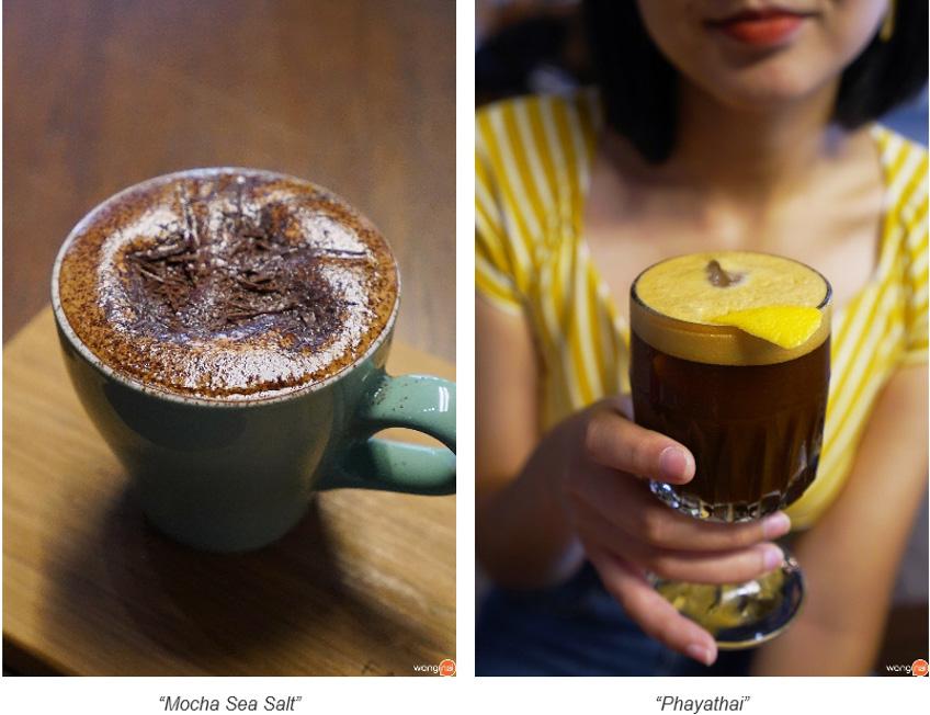 Factory Coffee ราชเทวี