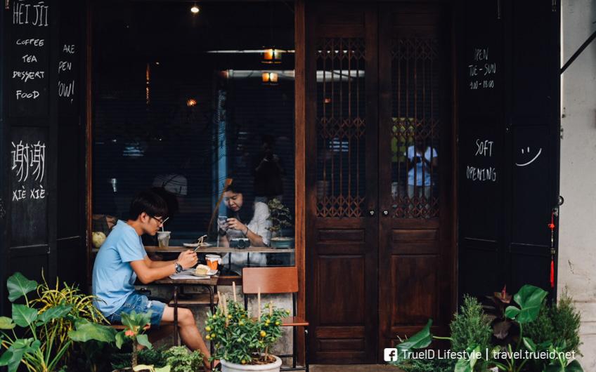 คาเฟ่ ร้านกาแฟ รับลมหนาว กรุงเทพ