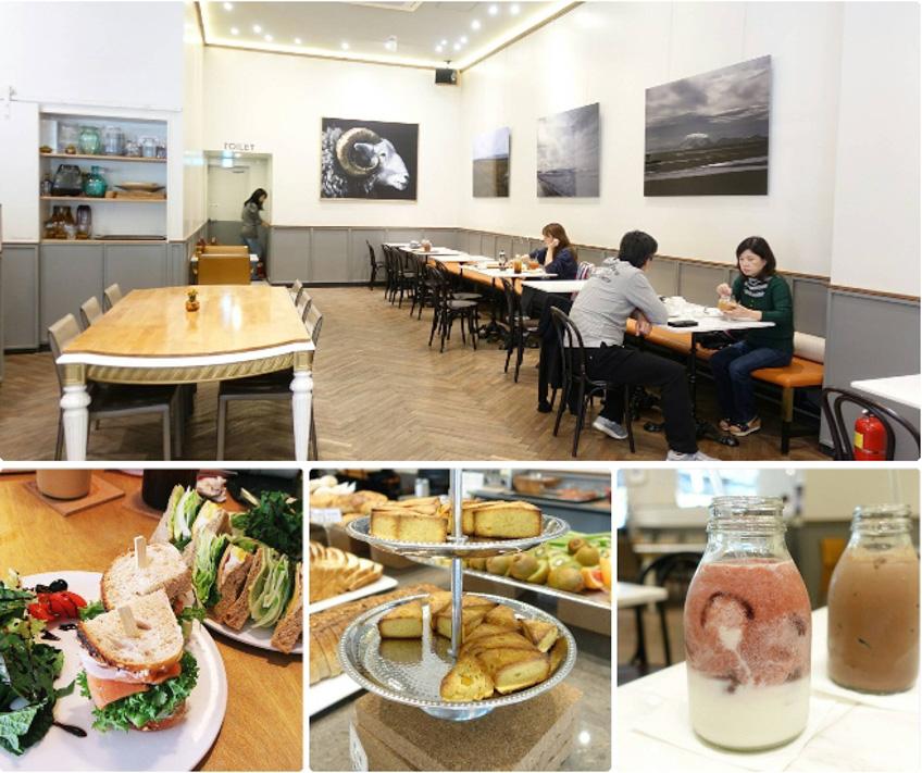 คาเฟ่ ร้านกาแฟ เกาหลี ถ่ายรูปสวย