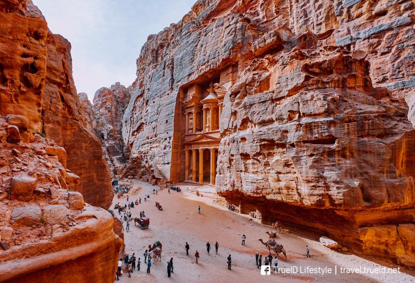 จอร์แดน ประเทศน่าเที่ยวที่สุดในโลก ปี 2019