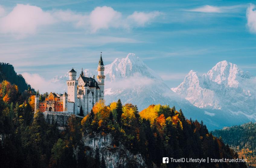 เยอรมนี ประเทศน่าเที่ยวที่สุดในโลก ปี 2019