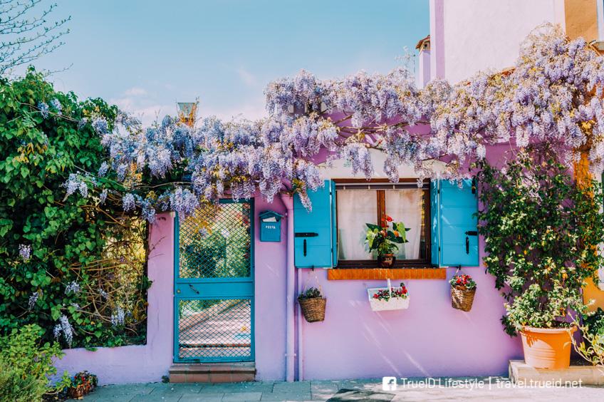เมืองสีสวย เวนิซ อิตาลี