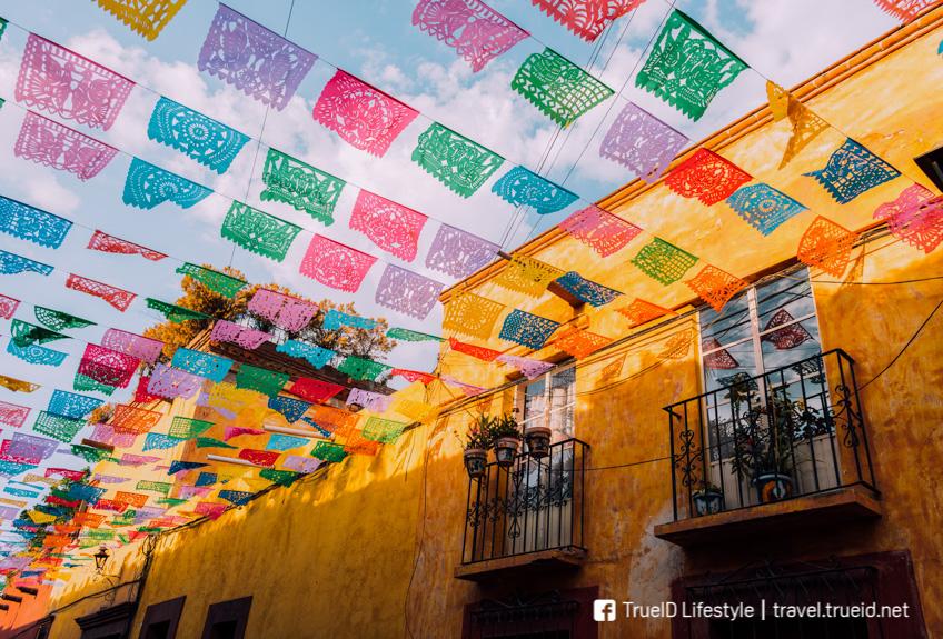 เมืองสีสวย แม็กซิโก