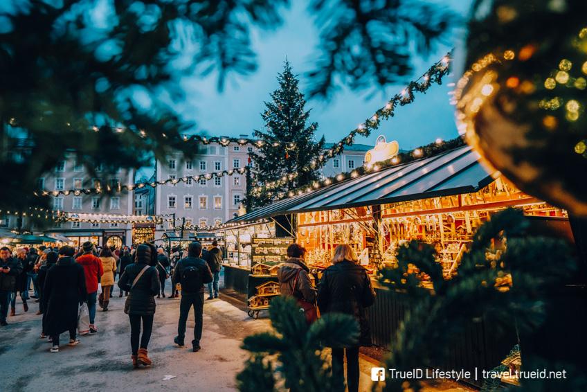 Salzburg เมืองยุโรป แฮร์รี่ พ็อตเตอร์