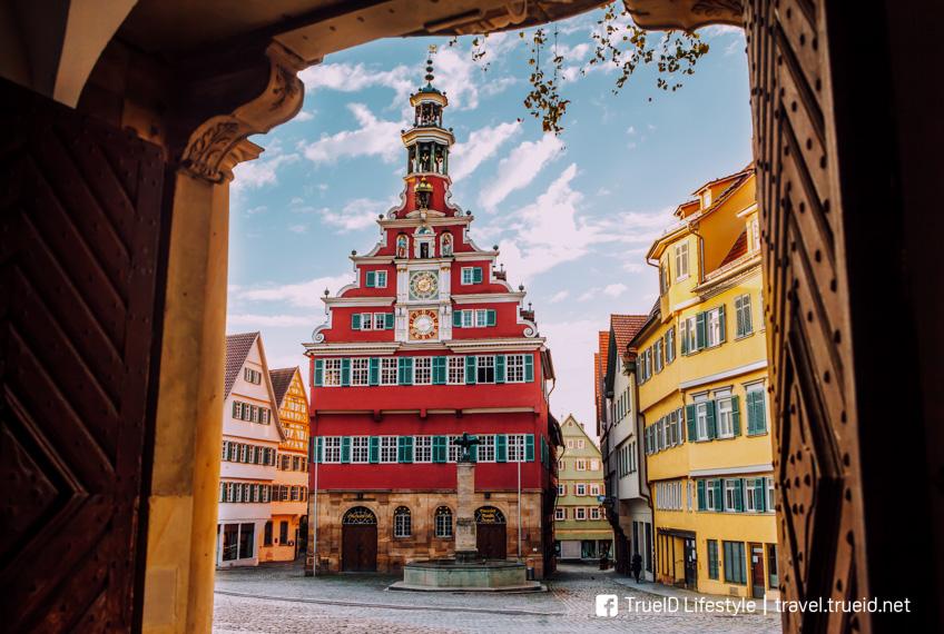 Esslingen am Neckar ฮอกมี้ด
