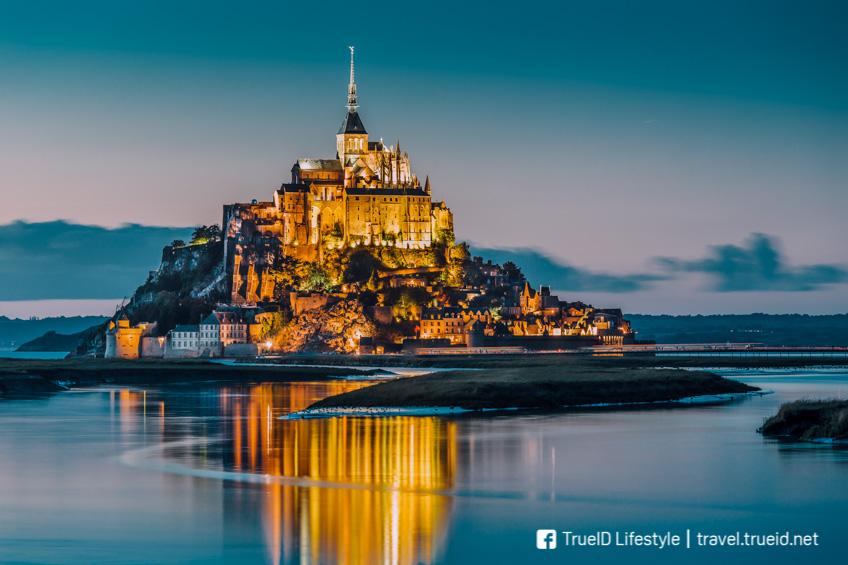 Mont Saint-Michel ฝรั่งเศส ฮอกมี้ด