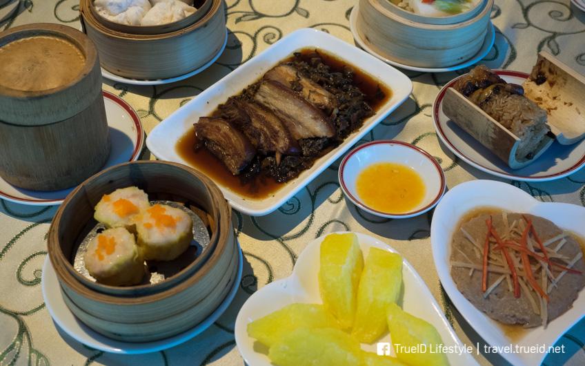 ร้านอาหาร สไตล์จีน ในกรุงเทพ