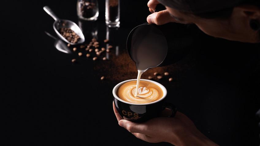 CPS Coffee คาเฟ่เปิดใหม่