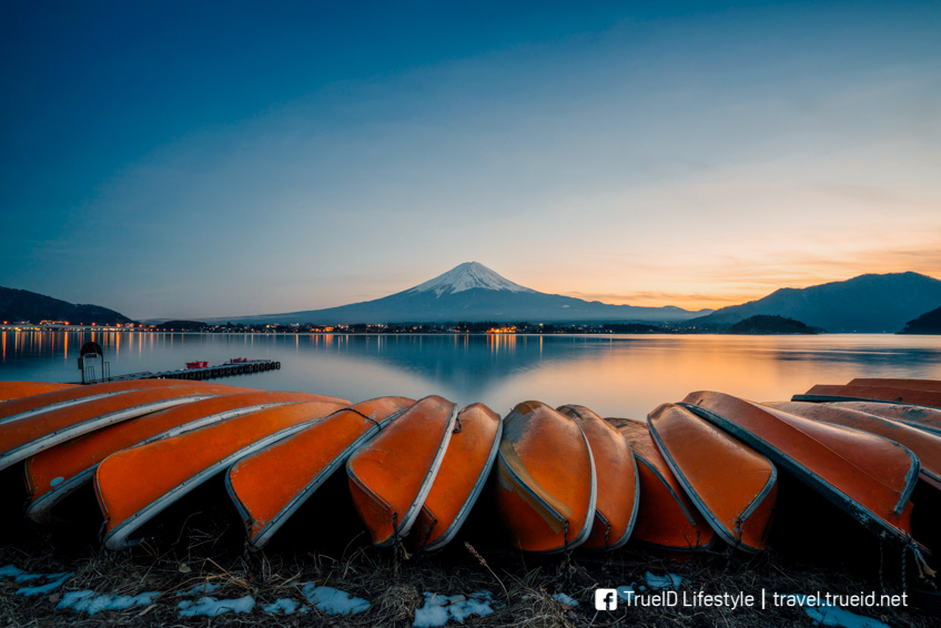 ทะเลสาบคาวากูจิโกะ ที่เที่ยวรอบๆ โตเกียว