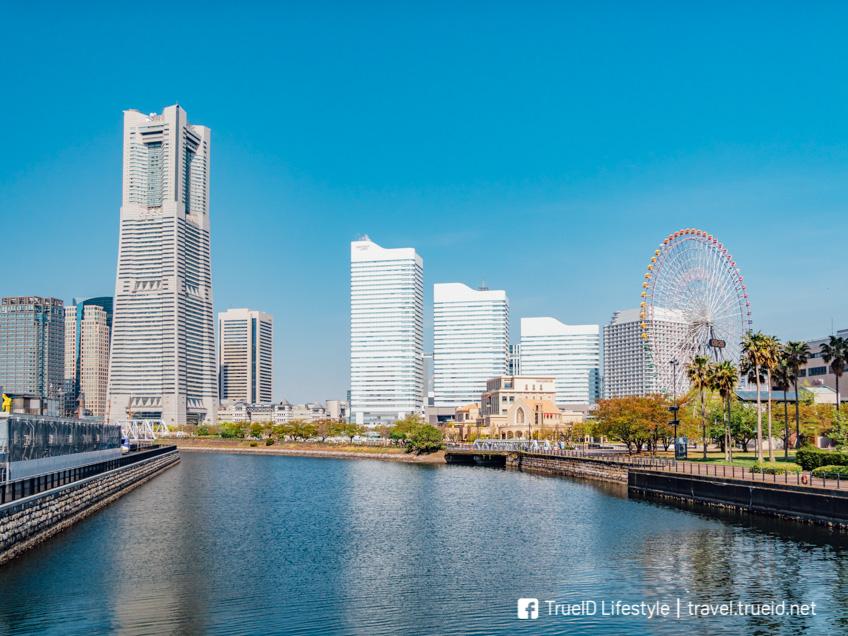 โยโกฮาม่า ที่เที่ยวรอบๆ โตเกียว