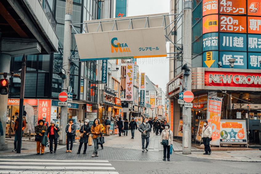 คาวาโกเอะ ที่เที่ยวรอบๆ โตเกียว