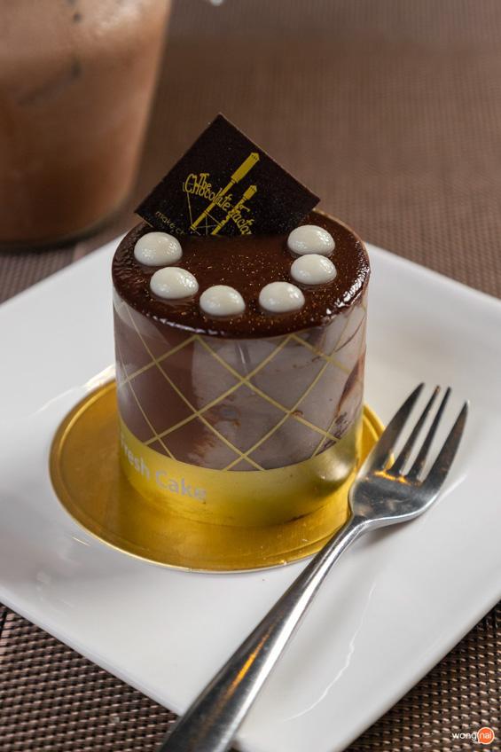 The Chocolate Factory ร้านอร่อย พัทยา