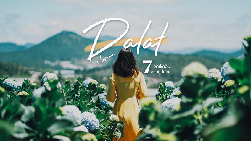 ที่เที่ยว ดาลัด เวียดนาม ถ่ายรูปสวย