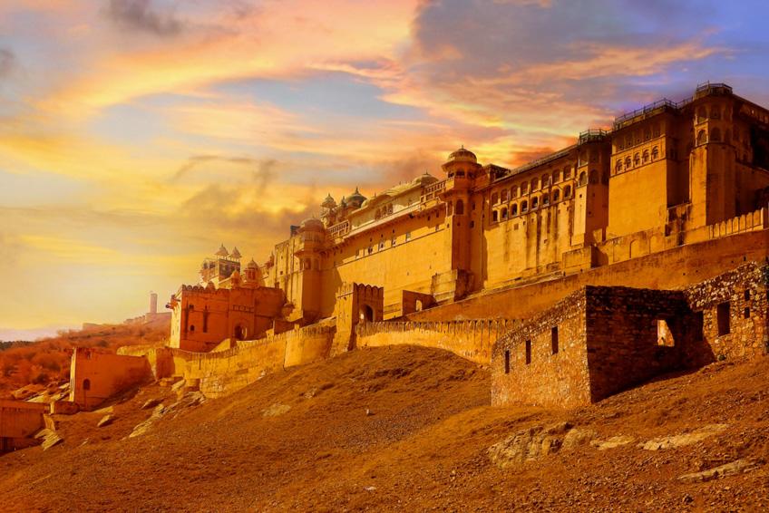 ที่เที่ยวชัยปุระ อินเดีย ถ่ายรูปสวย