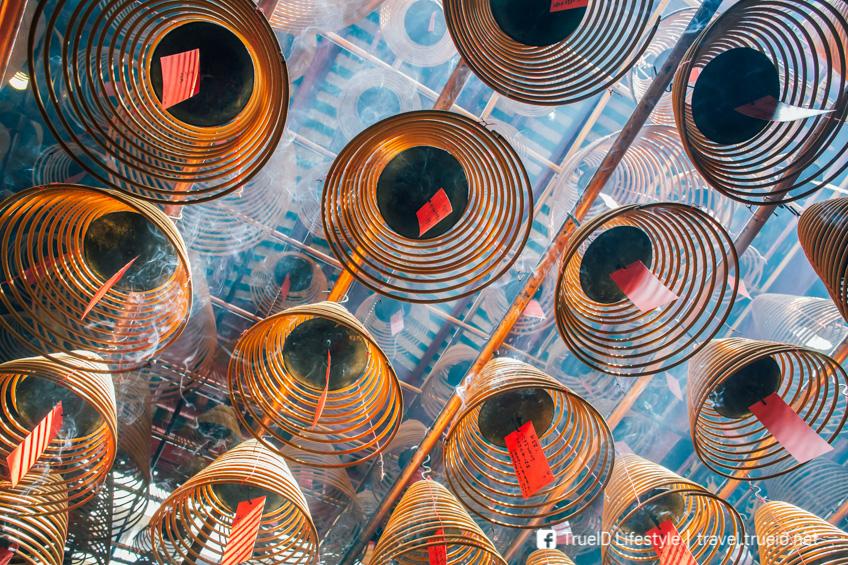 Man Mo Temple ไหว้พระ ฮ่องกง วัดดัง