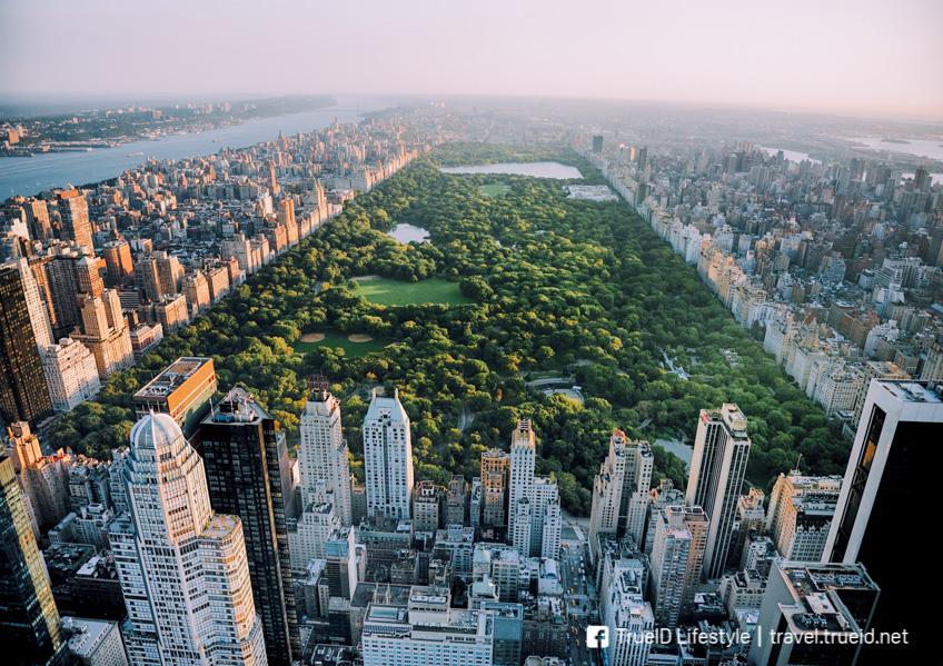 ที่เที่ยวอเมริกา Central Park