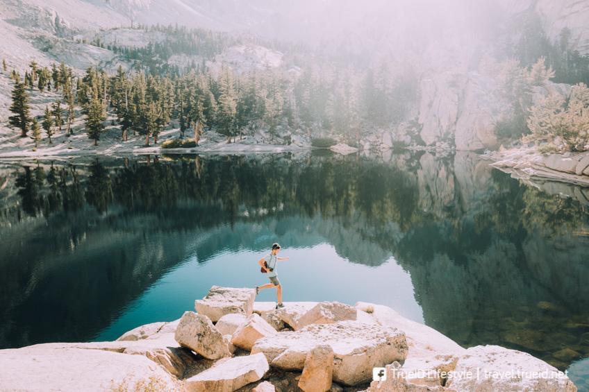 ที่เที่ยวอเมริกา Yosemite National Park