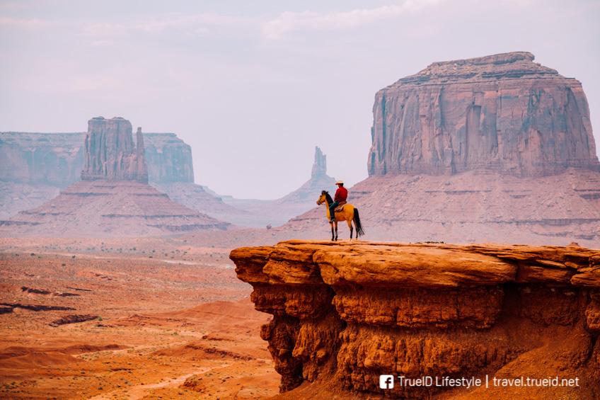 ที่เที่ยวอเมริกา Monument Valley