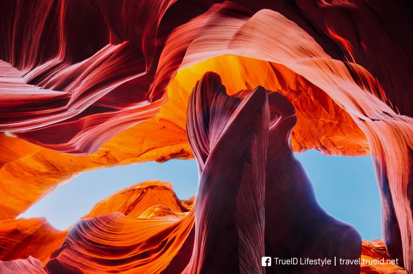 Antelope Canyon ที่เที่ยวอเมริกา