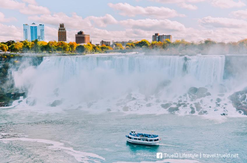 ที่เที่ยวอเมริกา Niagara Falls