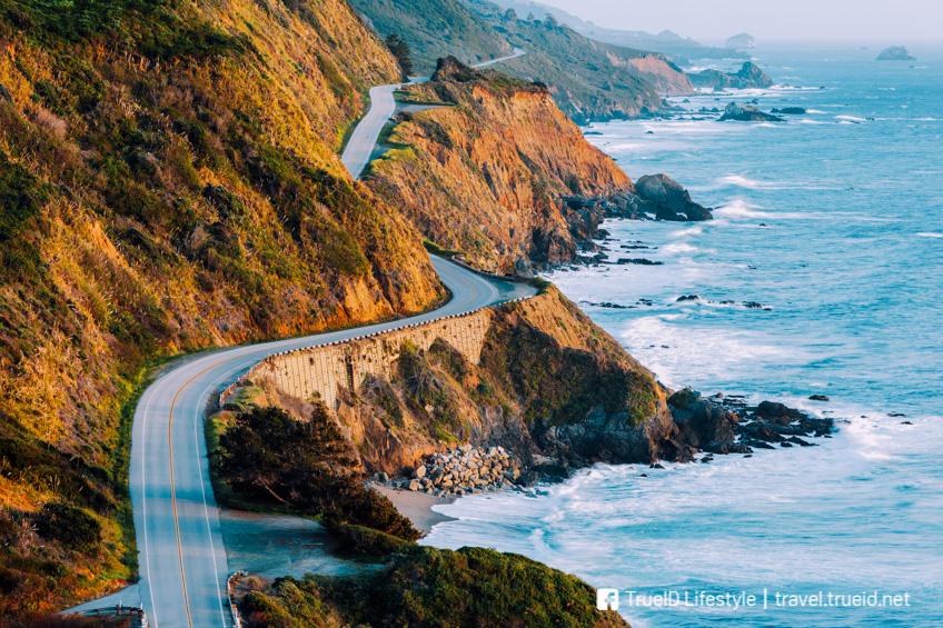 ที่เที่ยวอเมริกา Big Sur