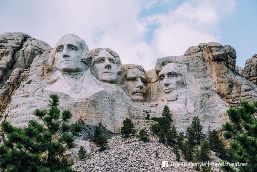 ที่เที่ยวอเมริกา Mount Rushmore